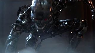 TERMINATOR GENISYS Characters & Machines Trailers COMPILATION
