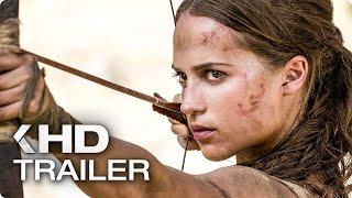 TOMB RAIDER Teaser Trailer (2018)
