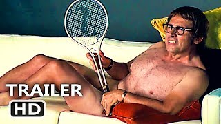 BATTLE OF THE SEXES Trailer (2017) Emma Stone, Steve Carell