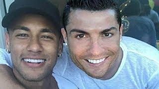 Flieht Neymar zu Real Madrid?!