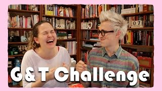 G&T Challenge - The Name Game