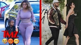 Blac Chyna vs Tyga & Rob, Selena and The Weeknd