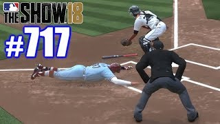MY FAVORITE WAY TO START AN EPISODE!   MLB The Show 18   Road to the Show #717
