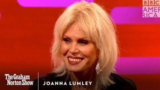 """Who was Absolutely Fabulous's """"Patsy"""" Based On? - The Graham Norton Show"""
