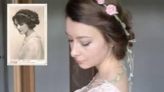 5 Easy Victorian Inspired Vintage Hairstyles | Tutorial | Kathryn Marie