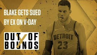 """Ex-Fiancee Sues """"Man-Child"""" Blake Griffin on V-Day 