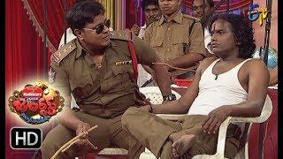 Bullet Bhaskar  |  Sunami Sudhakar |  Performance | Jabardsth | 22nd June 2017 | ETV  Telugu