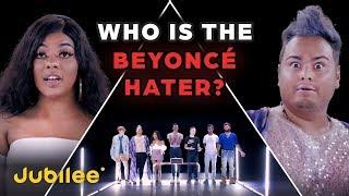6 Beyonce Fans vs 1 Secret Hater