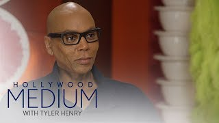 "RuPaul Gets Emotional During ""Hollywood Medium"" Reading 