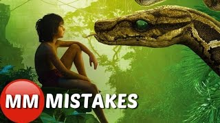 10 The Jungle Book (2016) MOVIE MISTAKES You Missed     The Jungle Book MOVIE MISTAKES