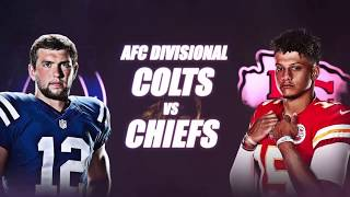 Colts vs. Chiefs 2018 AFC Divisional Highlights | NFL