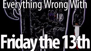Everything Wrong With Friday the 13th (1980)