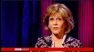 HARDtalk Jane Fonda