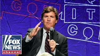 Fox News issues statement after mob targets Tucker