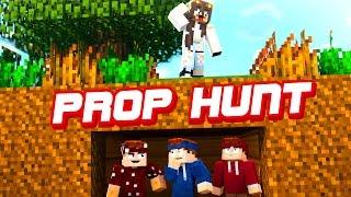 MICHELLE WIRD GETROLLT! | Minecraft Prop Hunt