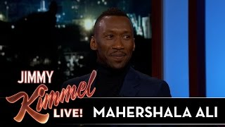 Mahershala Ali on Winning an Oscar