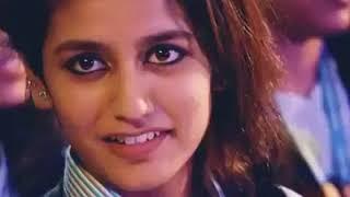 Priya Prakash Varrier-Breaking the Internet   National Crush