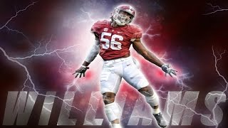 """Tim Williams    Alabama Highlights    2017 NFL Draft    """"Welcome To Baltimore""""    **HD Quality**"""