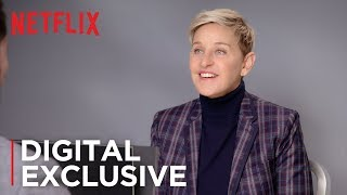 Ellen DeGeneres: Relatable | Inkblot Test [HD] | Netflix
