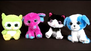 Bright Eyes Pets Stuffed Animals from Blip Toys