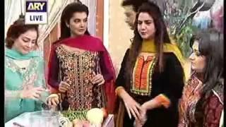 Good Morning Pakistan with Nida Yasir 4th May 2016