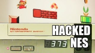 8-bit Annoying Person Remover- NES Hack