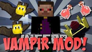 WERDE ZUM VAMPIR!! (Vampirism Mod) [Deutsch]