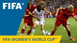 HIGHLIGHTS: USA v. Germany - FIFA Women