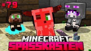 ES WIRD ERNST IM KINDERGARTEN?! - Minecraft Spasskasten #79 [Deutsch/HD]