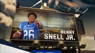 Kentucky vs Vanderbilt NCAA Football Highlights 2017
