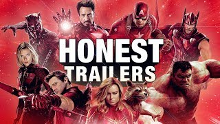 Honest Trailers | MCU