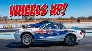Carnage Episode 17 - MX5.7 Goes Back To The Track