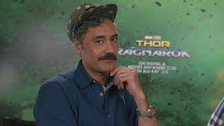 Thor: Ragnarok director Taika Waititi on This Week in Marvel