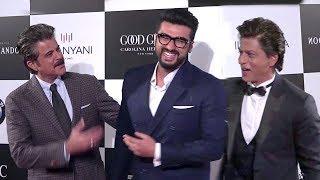 Shahrukh Khan,Anil Kapoor & Arjun Kapoor