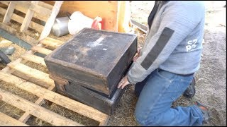 WE FOUND A 100 YEAR OLD SAFE! It