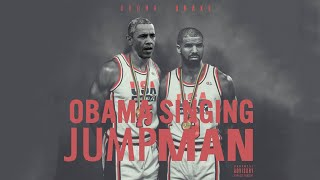 Barack Obama Singing Jumpman by Drake (ft. Andre Drummond) #NBAVOTE