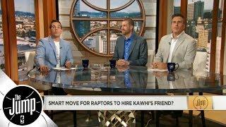 Smart move for Raptors to hire Kawhi Leonard