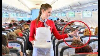Flight Attendant SECRETS You Probably Don
