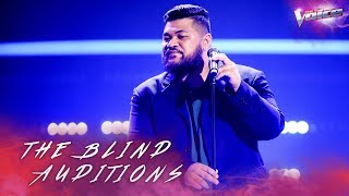 Blind Audition: Ben Sekali sings A Change Is Gonna Come | The Voice Australia 2018