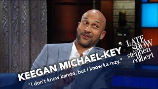 Keegan-Michael Key Is A Shakespearean-Trained Actor