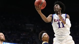 UC Davis vs. Kansas: Game Highlights