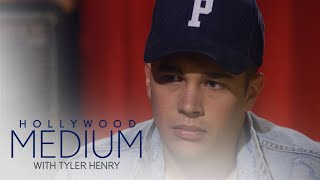 Tyler Henry Reads Austin Mahone | Hollywood Medium with Tyler Henry | E!