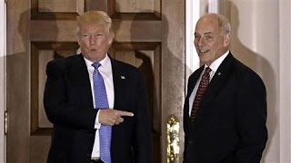 Gen. Kelly Discusses Muslim Registry and Refugees