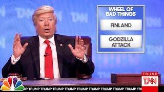 Donald Trump Unveils Trump News Network