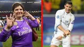 Ronaldos Mutter: Sohn, was ist los mit dir?