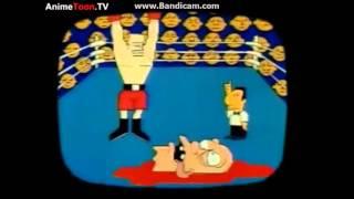 The Simpsons Homer vs Bart video boxing JJ1