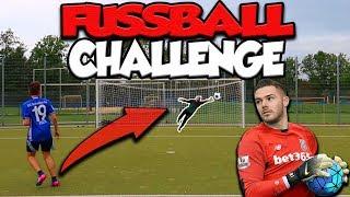 Bitte Lösch das Video 😜⛔️ | Fussball Challenge vs GAMERBROTHER 2.0