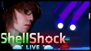DIE WAFFE MACHT 0 SCHADEN?!  - Shellshock live - Deutsch - German - Gameplay