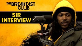 SiR Talks Dropping New Music On TDE, Working With Stevie Wonder + More