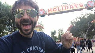 FESTIVAL of HOLIDAYS Soft Open! All the Menus! LIVE at DCA!